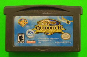 Harry Potter Quidditch World Cup Para Gameboy Advanced