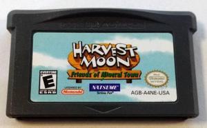 Harvest Moon Friends Game Boy Advance Gba Retromex Tcvg