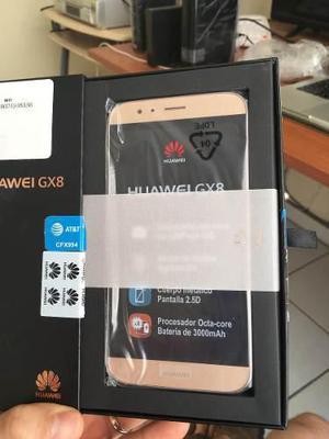 Huawei Gx8 Nuevo Dorado Buen Precio.