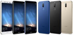 Huawei Mate 10 Lite 4g Lte 4 Cámaras Fullhd 4gb Ram 64gb