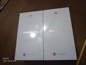 Huawei P20 128gb + 4 Gb + Dual Cam S E L L A D O M S I