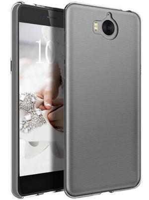 Huawei Y5 2017 - Protector Tpu Slim Con Glass 9h
