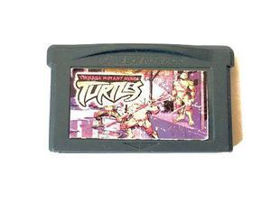 Juego Tortugas Ninja Para Gameboy Advance!