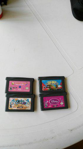 Juegos Mujeres Game Boy Advance