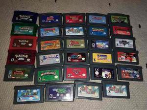 Juegos Para Game Boy Advance Gba