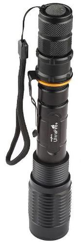 Lampara Tactica 12000 Lumens Ultrafire Recargable Led Zoom
