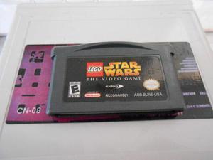 Lego Star Wars The Video Game De Game Boy Advance,funciona.