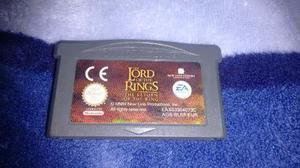 Lord Of The Ring Return King Para Nintendo Game Boy Advance