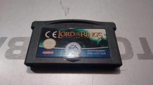 Lord Of The Rings Two Towers Para Game Boy Advance,excelente