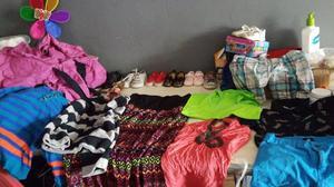 Lote ropa usada