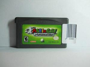 Mario Golf Advance Tour Para Gameboy Advance En Gamekiosko