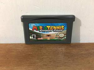 Mario Tennis Power Tour Para Gameboy Advance / Gba Nintendo