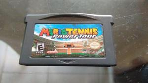 Mario Tennis Power Tour Para Nintendo Game Boy Advance