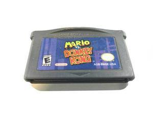 Mario Vs Donkey Kong Game Boy Advance Gba Retromex Tcvg