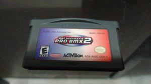 Matt Hoffmans Pro Bmx 2 Para Nintendo Game Boy Advance
