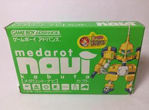 Medabots / Medarot Navi Kabuto Version Gameboy Advance Gba