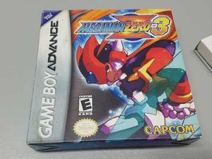Mega Man Zero 3 Game Boy Advance - Precio Negociable