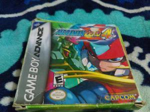 Megaman Zero 4 Game Boy Advance