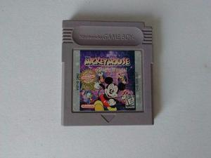 Mickey Mouse Magic Wands Game Boy Gb En Game Reaktor