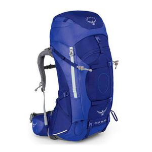 Mochila Backpack Montaña Ariel Ag 65 W Azul M Osprey