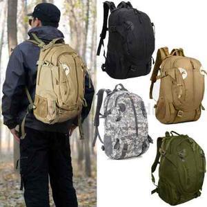 Mochila Backpack Táctica Militar 40l Campismo Escolar