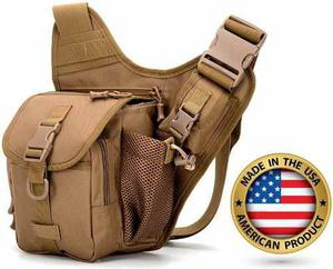 Mochila Tactica Militar 2 Terciada Gde Original Made In Usa
