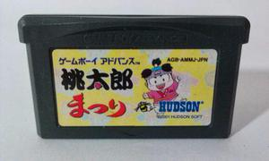 Momotarou Matsuri Nintendo Gameboy Advance Gba