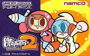 Mr Driller 2 Nintendo Gameboy Advance Gba