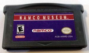 Namco Museum Game Boy Advance Gba Cartucho Retromex Tcvg