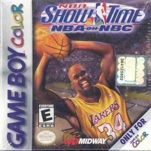 Nba Showtime - Game Boy Color