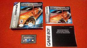 Need For Speed Underground Game Boy Advance