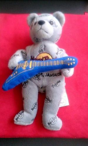 Oso Teddy Hard Rock Cafe Jamaica Edicion Limitada de