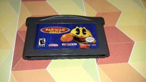 Pac Man World De Game Boy Advance,funcionando.
