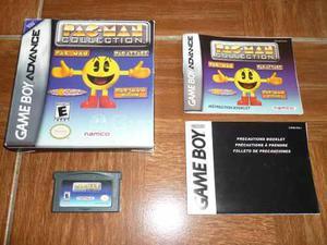 Pac-man Collection Original Game Boy Advance