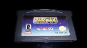 Pac-man Collection Para Nintendo Game Boy Advance