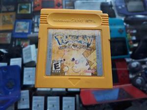 Pokemon Amarillo Para Gameboy (Envio Gratis)