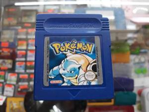 Pokemon Blue Para Gameboy (Envio Gratis)
