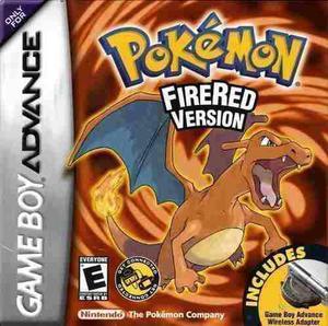 Pokemon Fire Red Game Boy Advance