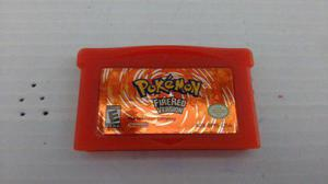 Pokemon Firered Version Para Nintendo Game Boy Advance