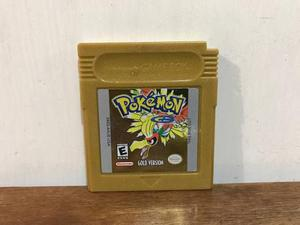 Pokemon Gold Version Para Gameboy Color / Gbc Buen Estado