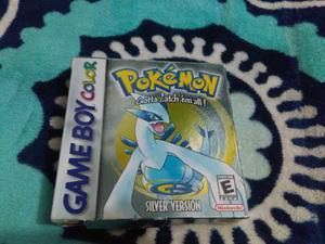Pokemon Gotta Catch Em All Version Silver Gameboy Color