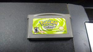 Pokemon Leafgreen Version Generico Nintendo Game Boy Advance