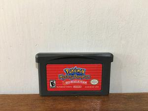 Pokemon Mystery Dungeon Red Rescue Team Game Boy Advance Gba