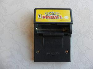 Pokemon Pinball Para Tu Gameboy Color Chécalo