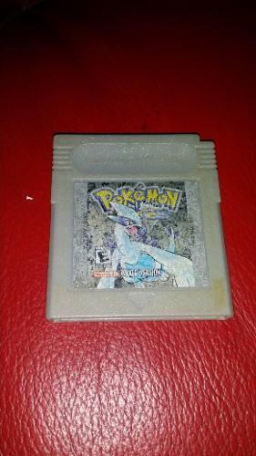 Pokemon Silver Gamboy Color
