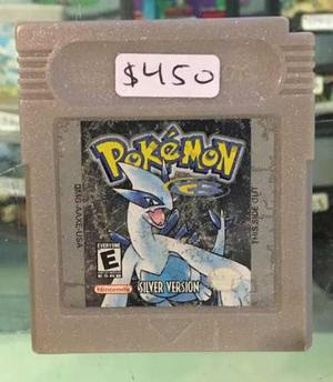 Pokemon Silver Gameboy
