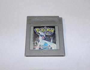 Pokemon Silver Para Game Boy Color Gbc !