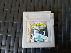 Pokemon Silver Plata Original Gameboy