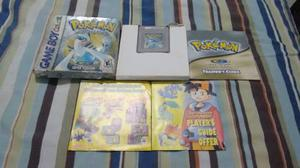 Pokemon Silver Version Completo En Caja Game Boy Colors
