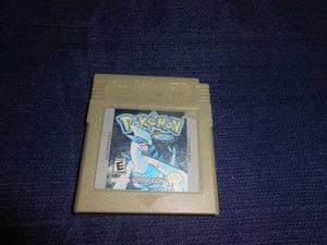 Pokemon Silver Version Gameboy Color